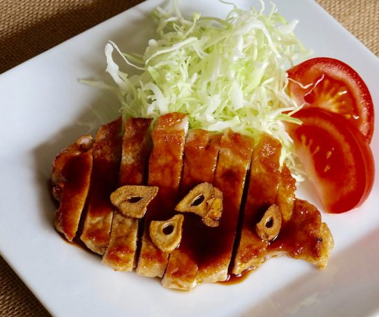 Tonteki recipe