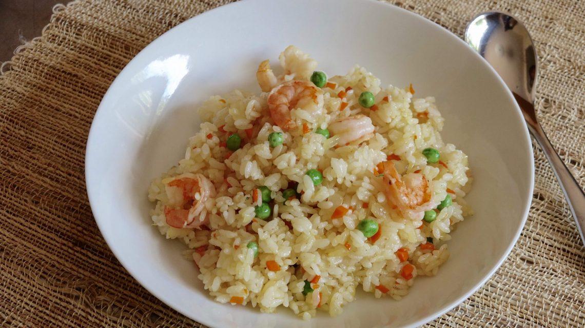 ebi pilaf recipe japanese cooking 101