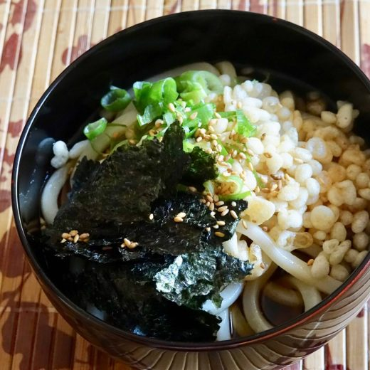 Japanese cooking 101 easy and delicious japanese recipes cooking hiyashi tanuki udon recipe forumfinder Images