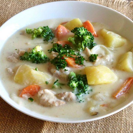 Cream Stew recipe