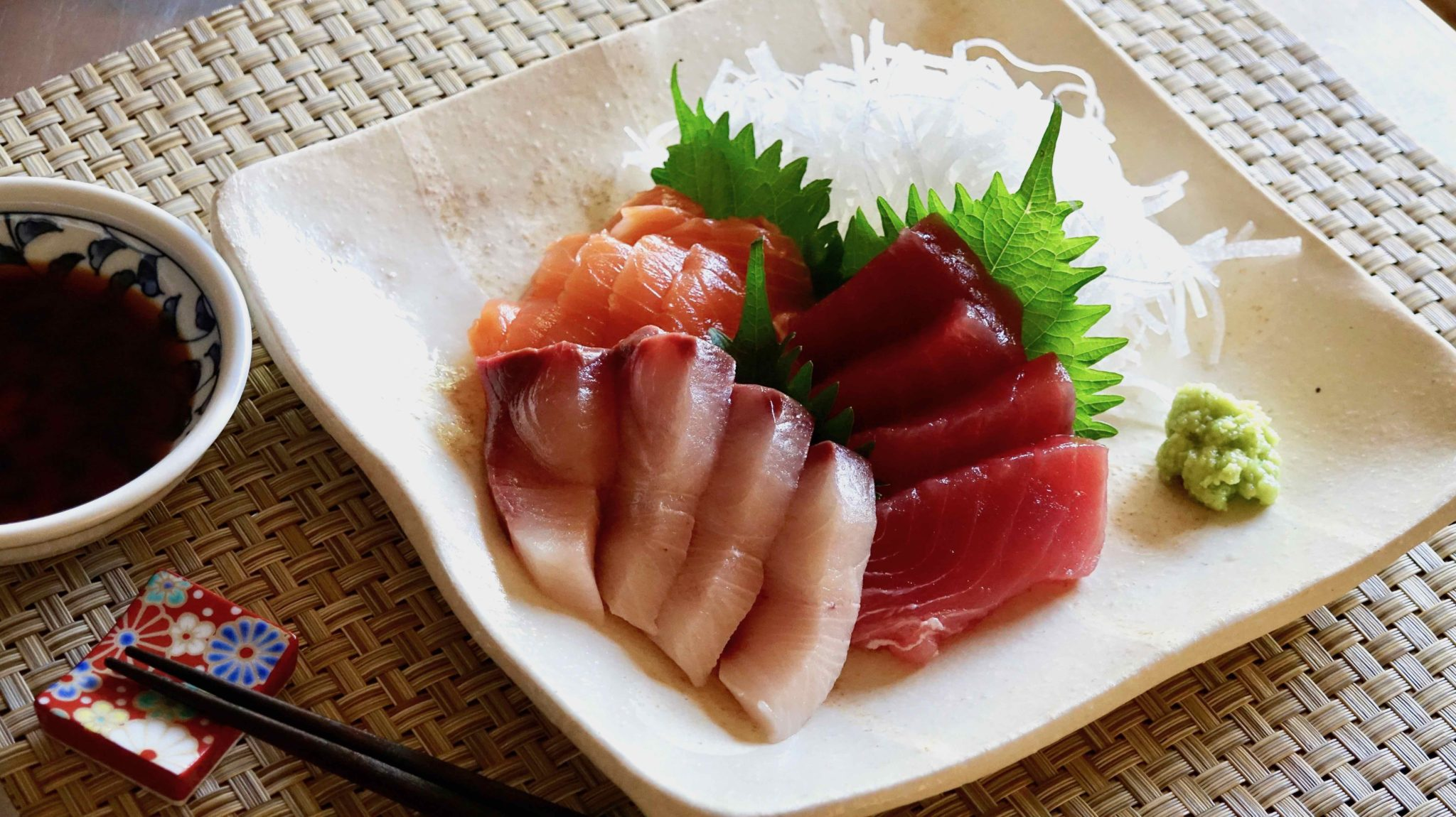 Sashimi Recipe – Japanese Cooking 101