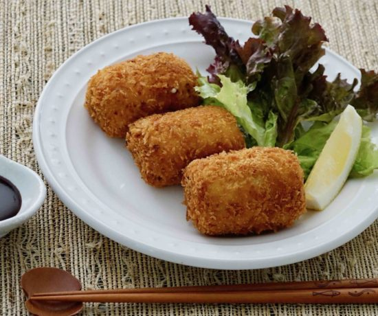 Kani Cream Korokke recipe